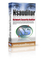 Nsauditor scan and monitor network for possible vulnerabilities