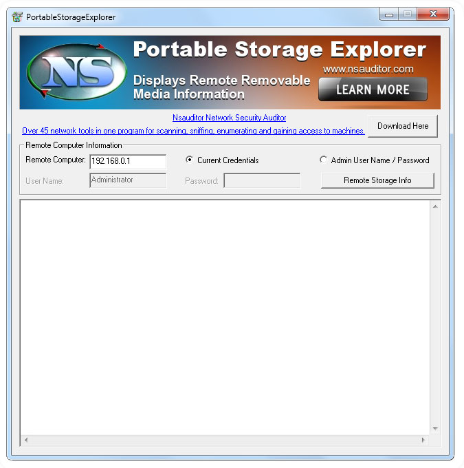 PortableStorageExplorer